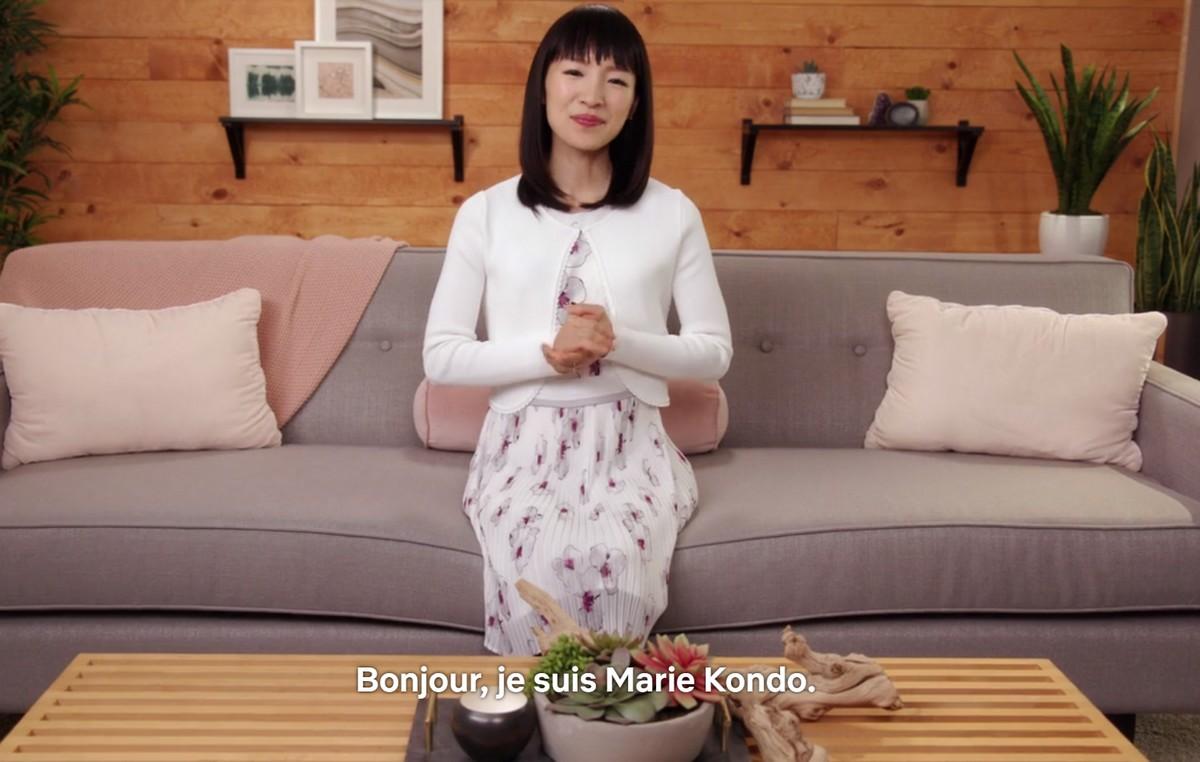 La Série de Marie Kondo sur Netflix : L'Art du Rangement